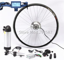 All in one KIT 36v 350w electric bicycle conversion kit with 36v 9ah water bottle lithium battery