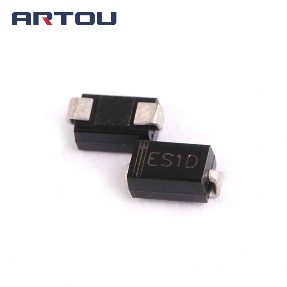 100pcs smd es1d sf14 1a200v smd 20pcs fast recovery diode 100pcs smd es1d sf14 1a200v smd 20pcs fast recovery diode rectifier biocorpaavc