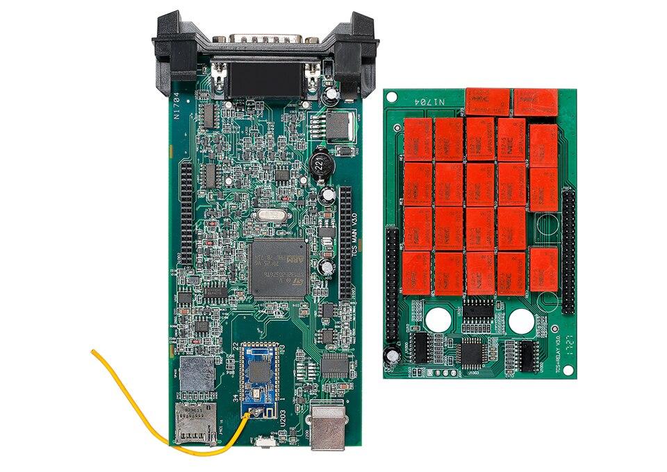 CDP TCS SP61-V
