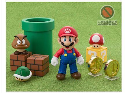 Фигурки Супер Марио Набор 1