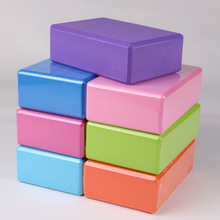 Colorful EVA Bricks for Yoga and Exercise