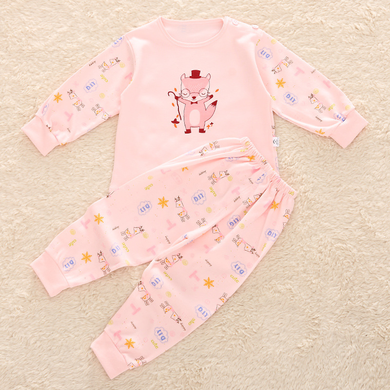 13pcs Lot 2017 Newborn Baby Girl Clothes Autumn Cartoon Fox Gift Box