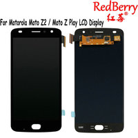 Redberry 5 5 For Motorola Moto Z2 Play XT1710 08 LCD Screen Display Touch Screen Digitizer