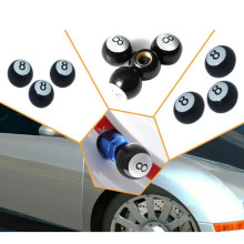 DSYCAR 4pcs/lot Bike Moto Car Tires Wheel Valve Cap Dust Cover Car Styling for Universal Cars Moto Bike Decorative Accessories