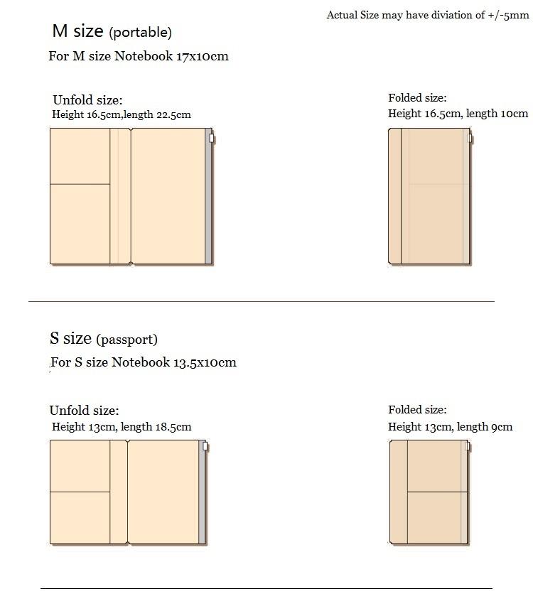 пвх сумка на молнии для путешественника тетрадь аксессуар карты покер мешок хранения А5/л стандартный/м/с обложка для паспорта 4 размера для коровьей дневник