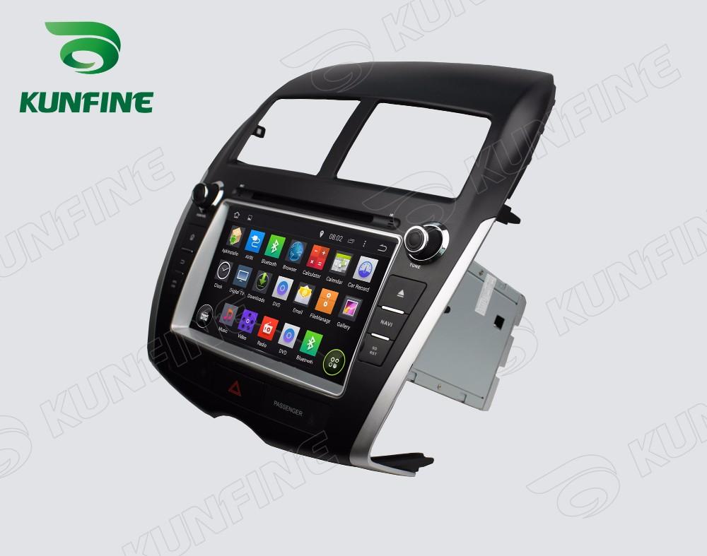 Car dvd GPS Navigation player for ASX 2010-2012 D