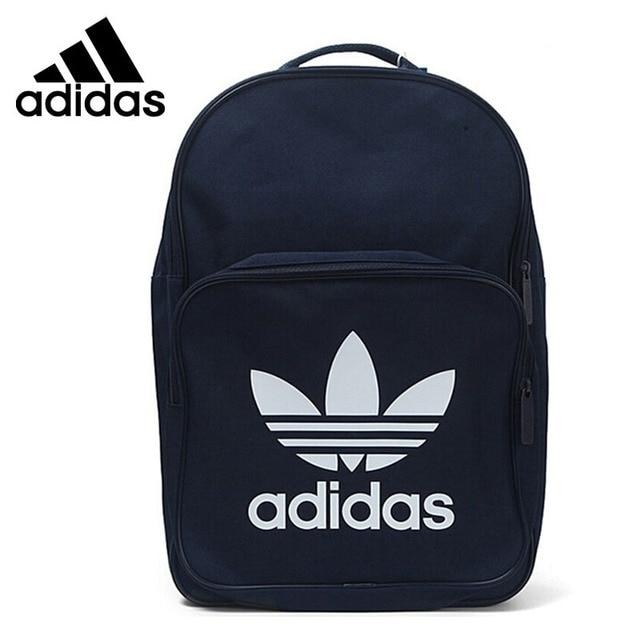 Оригинальный Новое поступление 2018 adidas Originals Клас трилистника унисекс рюкзаки спортивные сумки
