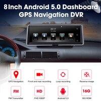 XGODY 3g дюймов 8 дюймов Автомобильный dvr gps навигации сенсорный экран Android 5,0 навигатор 16 ГБ Встроенная память Bluetooth Wi Fi тире заднего вида камера