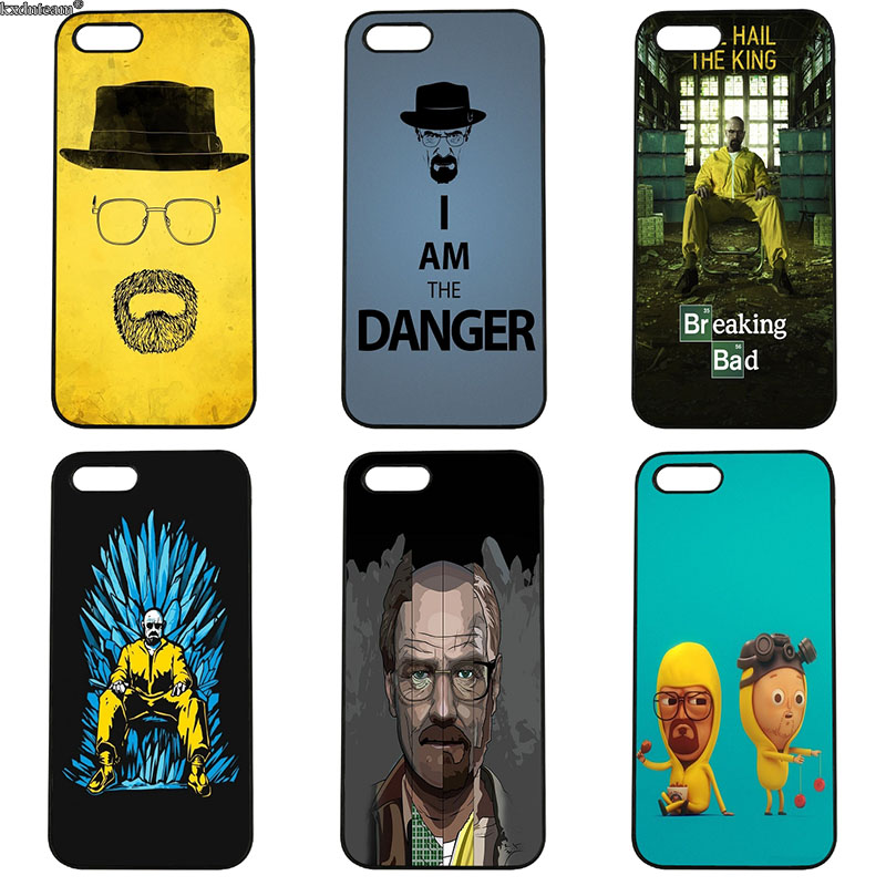 Breaking Bad Chemistry Walter Hard PC Phone Case Cover for iphone 8 7 6 6S Plus X 5S 5C 5 SE 4 4S iPod Touch 4 5 6 Shell