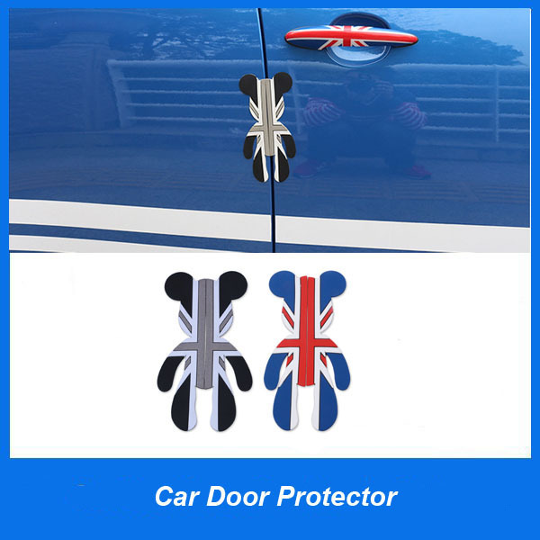 good quality silicone gel MINI Cooper Clubman Countryman Paceman Coupe Roadster One S car body sticker