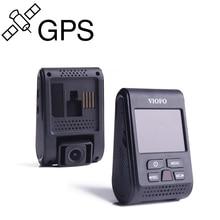 """Оригинальный viofo A119 Автомобильный видеорегистратор обновлен V2 2.0 """"ЖК-конденсатор Новатэк 96660 HD 2 К 1440 P 1080 P автомобиль тире камеры DVR GPS"""