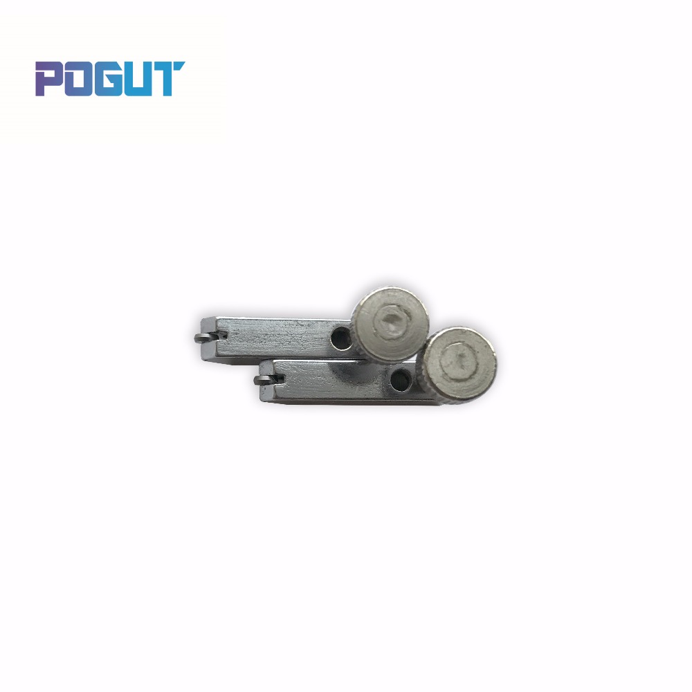 Купить с кэшбэком 2pcs/lot POGUT High Quality Replacement Cutter Head for All Kinds Glass Speed T-Cutter Kstar KD Terui