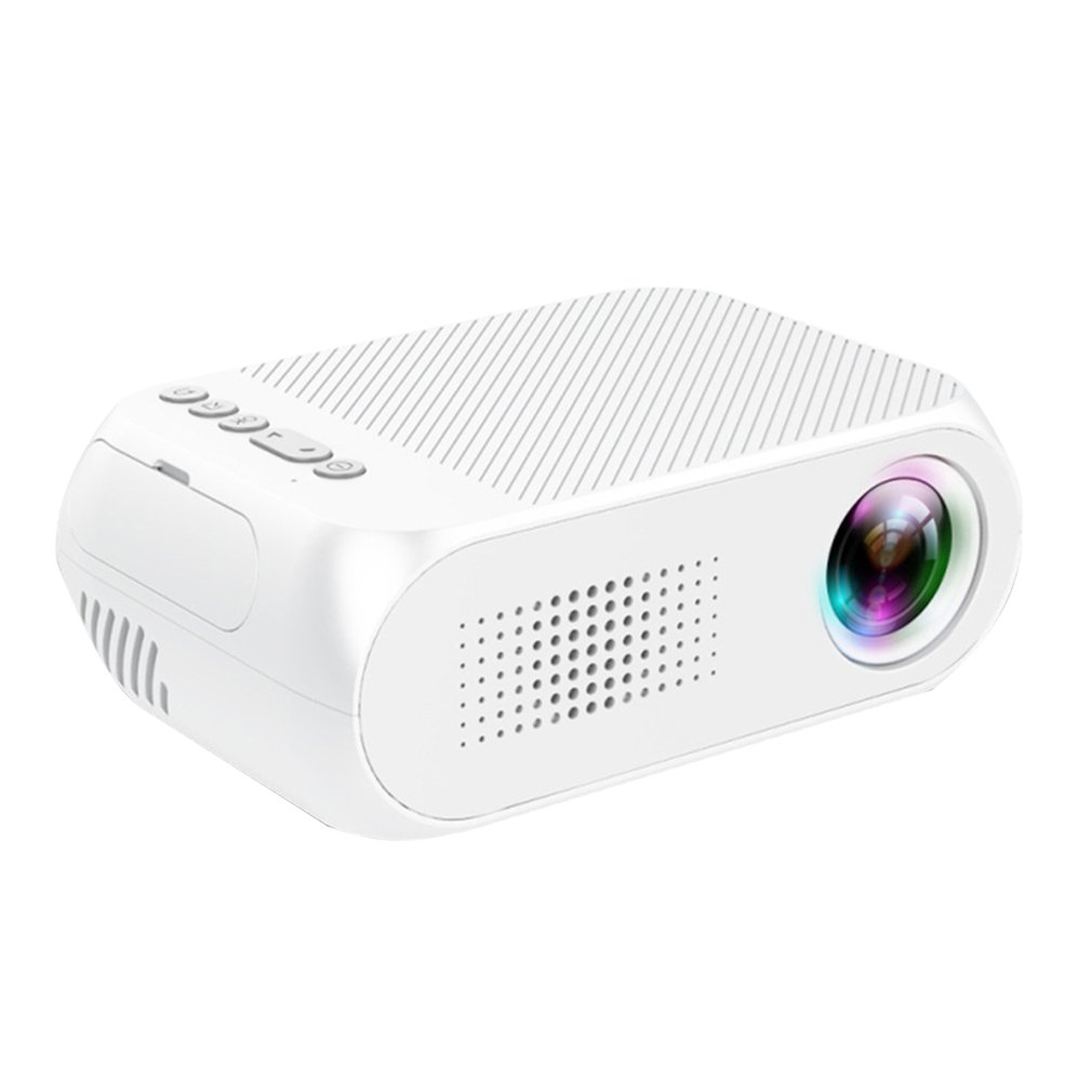 Yg320 Mini Portable Led Projector Usb Hdmi Home Cinema Projector For Mobile Phone Home Theater Multimedia Entertainment
