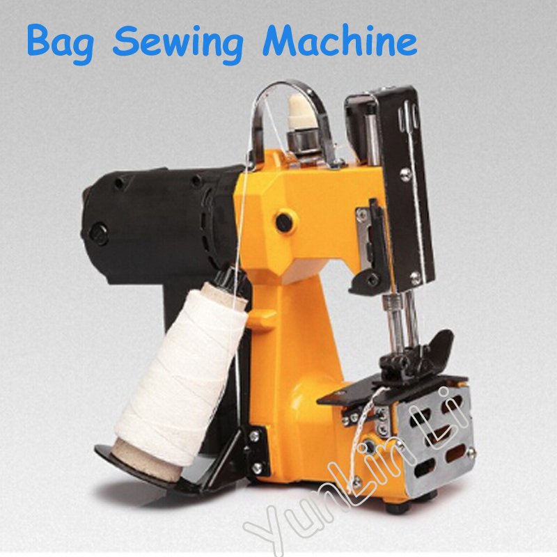 Portable Bag Sewing Machine Packet Machine Gunny Bag Sealing Machine Automatic Sealing Machine GK9-201 вентилятор soler