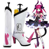 Fate/EXTRA CCC Erzsebet Bathory Fancy Boots Cosplay Party Shoes Custom Made