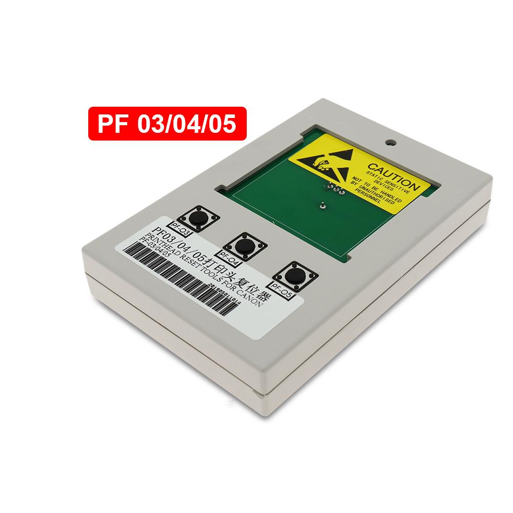 Инструмент для сброса печатающей головки 3 в 1 для Canon PF 03/04/05, для IPF500, IPF600, IPF650, IPF655, IPF750, IPF760, IPF6300