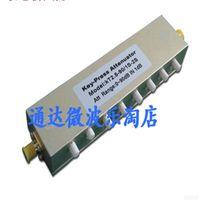 2Watt Coaxial Adjustable Key Press SMA RF Step Attenuator Stepping 0 90dB DC To 2 5Ghz