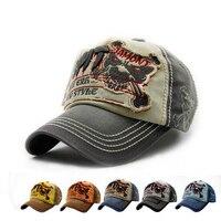 Fashion The Fist Outdoor Cap Adjustable Cotton Hat Snapback Rivets Gorras Hip Hop Men Women Baseball