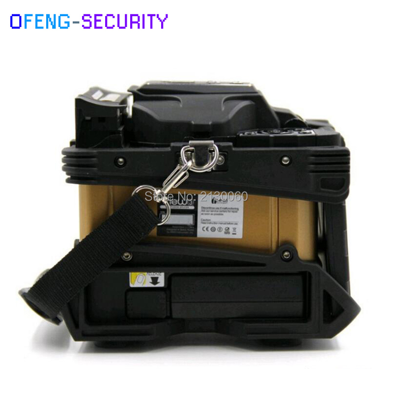 INNO View 3/ View3 V-groove Clad-alignment Fiber Optical Fusion Splicer