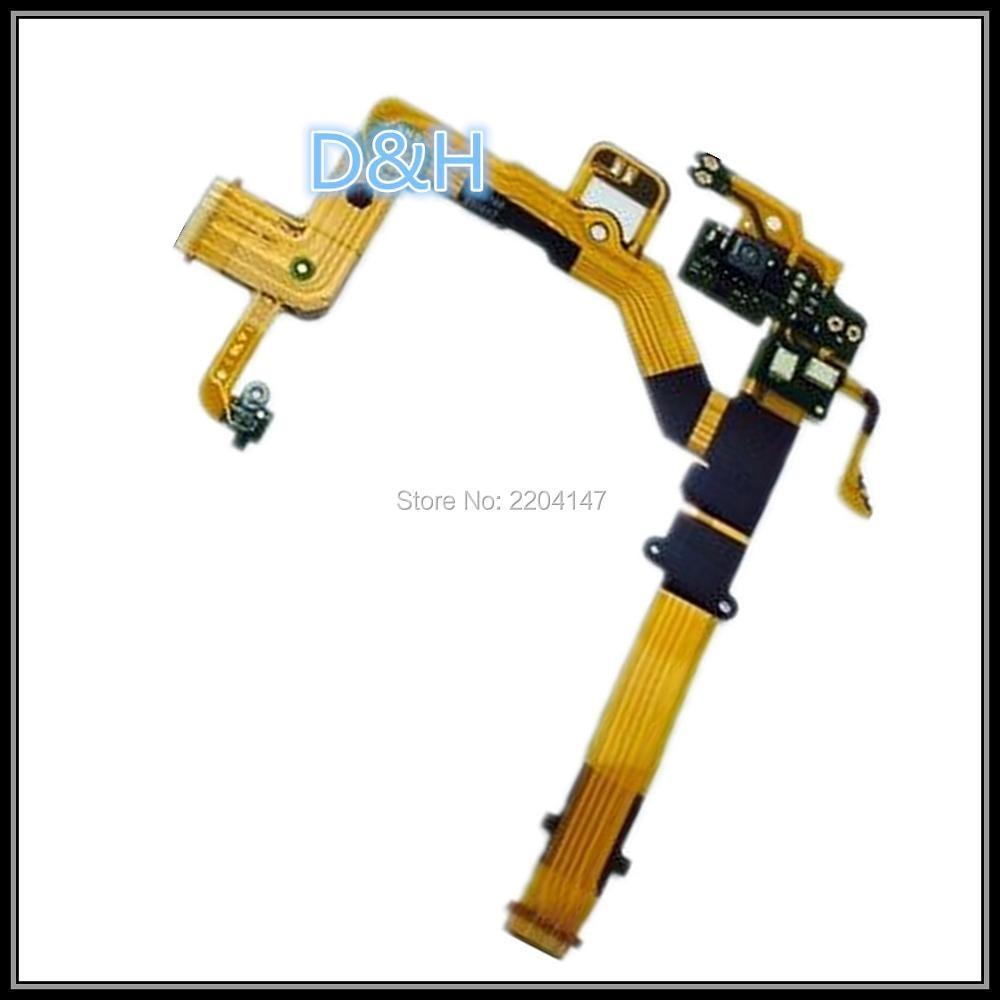 ФОТО 100% NEW flash flex  FOR  RX100 m4 flex for sony RX100 IV RX100 M4 flash RX100 camera repair parts