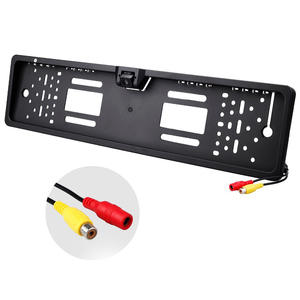 Camera Car-Number-Frame License-Plate-Frame Backup-Reversing Rear-View HD for European