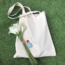 Индивидуальный заказ холст плеча многоразовая сумка для покупок складной тот, Брезентовая сумка Для женщин Повседневное дорожная сумка