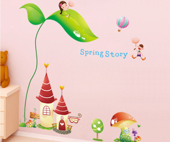 online buy wholesale korean wall sticker from china korean emboosed indoor decorative korean wall stickers home decor