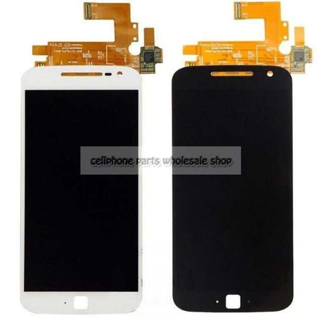 For Motorola Moto G4 Plus Xt1644 Xt1640 Xt1641 Display Lcd Screen +Touch Glass DIgitizer Assembly Replacement Pantalla