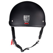 Half Face Vintage Motorcycle Helmet