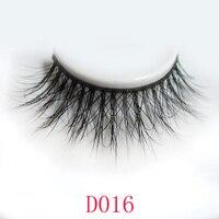 美容偽Eyelashes1pair/ロットd016女