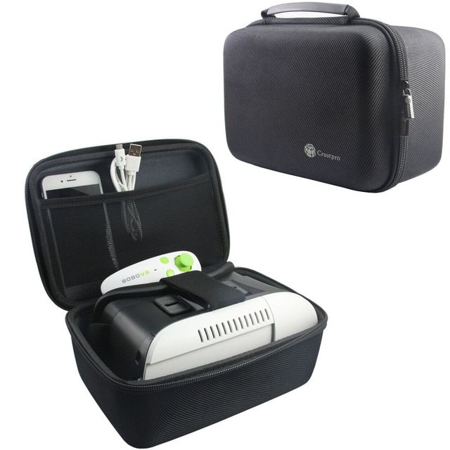 0dbabe04ca5 Travel Carrying Case For Oculus Go Samsung Gear VR Galaxy S6