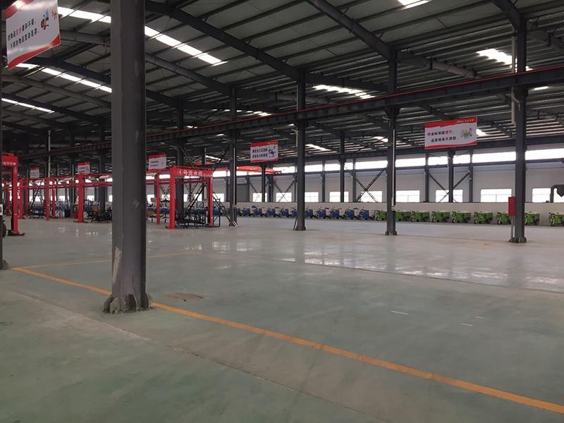 north China plant