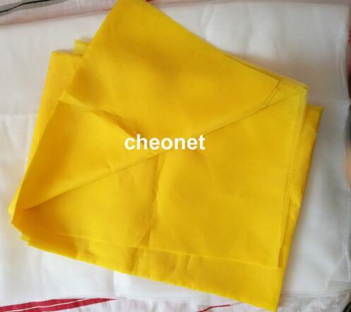 1 meter yellow polyester silk screen printing mesh1 meter yellow polyester silk screen printing mesh