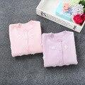 2016 novas crianças das meninas casacos de lã 2-6 anos crianças camisola suéter de cashmere cardigans Y839