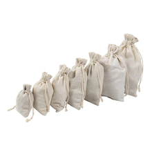 Best 1  Large Drawstring Bags Storage Drawstring Calico Bags Linen Big Tote  Bag(China 514a43e905d37