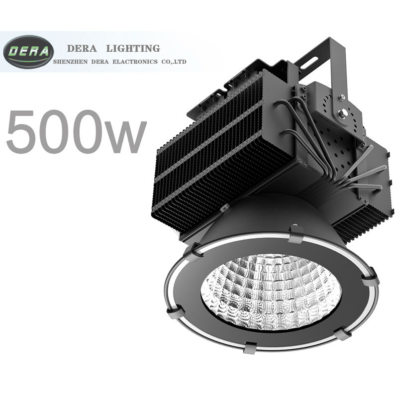 500w High Bay LED Light Mining Lamp LED LED-lampa Led Taklampor IP65 - Professionell belysning - Foto 3