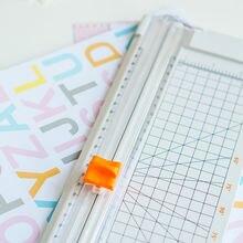Нож слайдер для резки бумаги a4 режущий коврик режущие инструменты