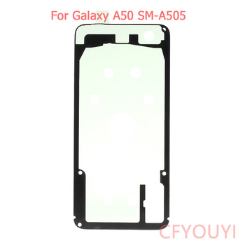 1pcs New Battery Door Back Cover Housing Adhesive Sticker Glue for Samsung Galaxy A50 A505 image