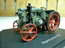 French UH Universal Hobbies 1:43 Super Landini 1934 retro model tractor Alloy agricultural vehicle model