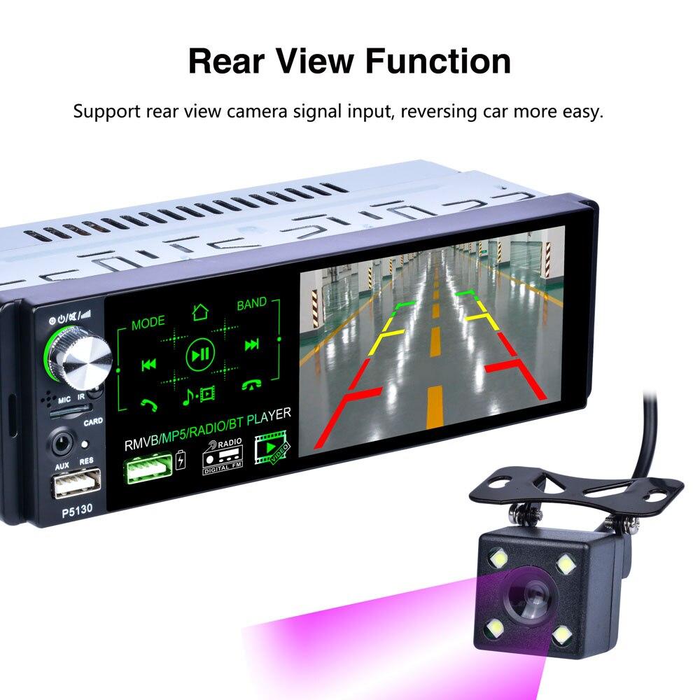 Hikity autoradio 1 Din voiture Audio 4.1