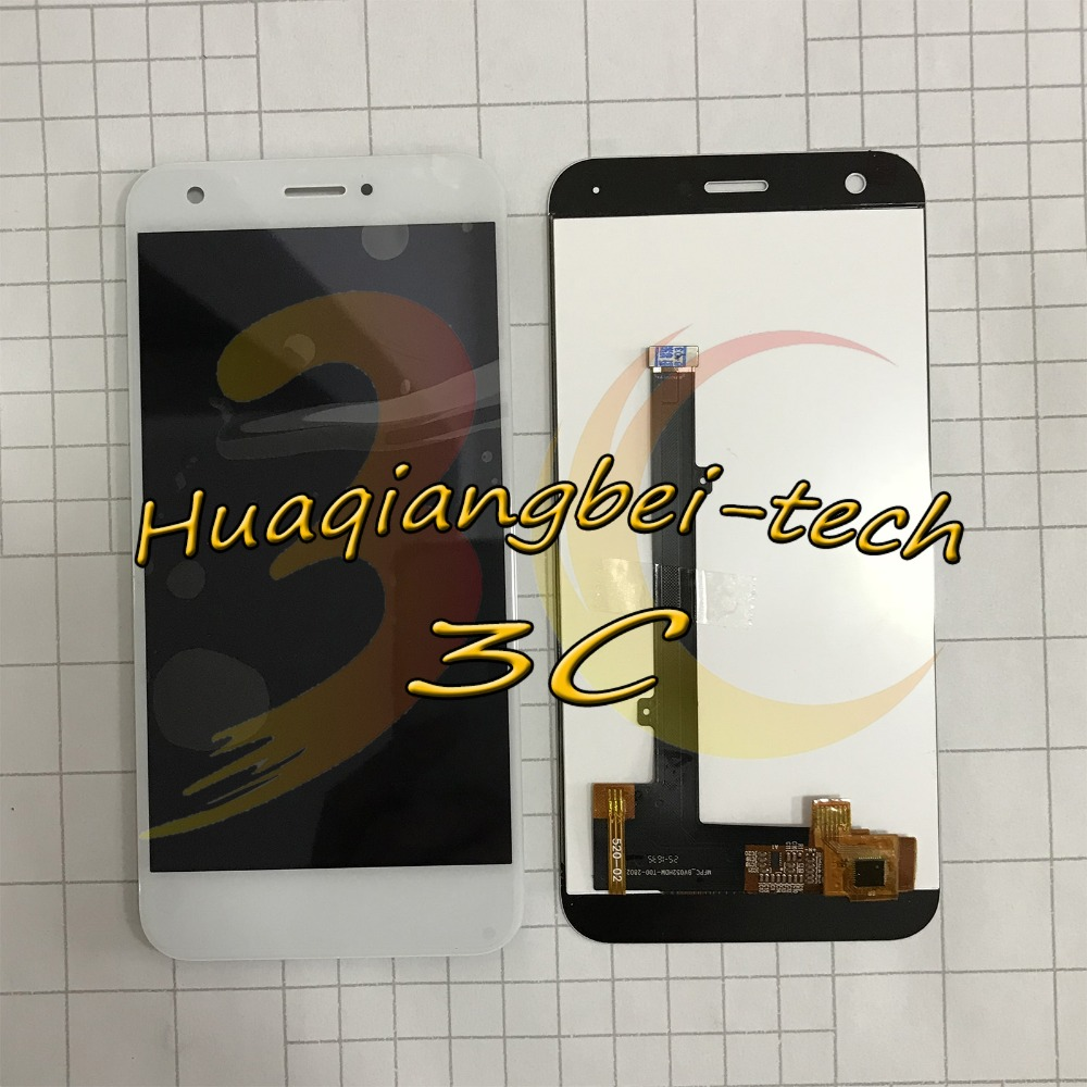 Image 3 - 5.2 New For ZTE Blade A512 Z10 Full LCD DIsplay + Touch Screen Digitizer Assembly Black / White 100% Tested-in Mobile Phone LCD Screens from Cellphones & Telecommunications on