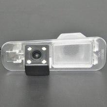 Бесплатная доставка цветной ПЗС автомобиля обратный Камера заднего вида Камера парковки заднего вида для KIA RIO 2007-2011/ k2 седан супер ночного