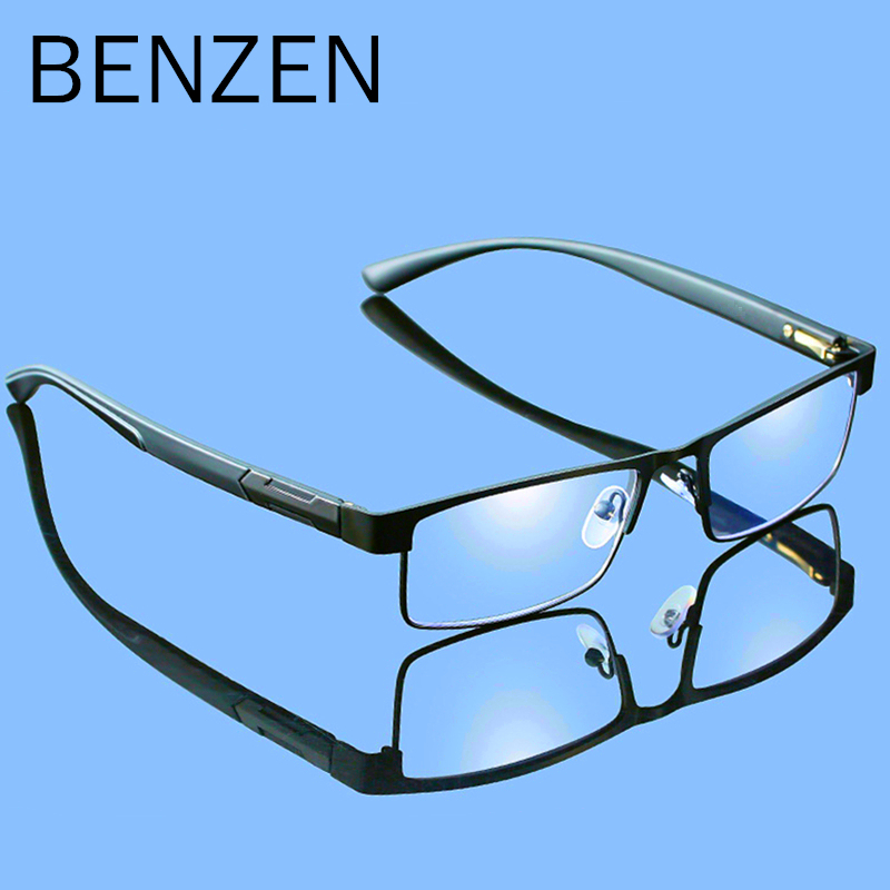 47e43981bb48 Detail Feedback Questions about BENZEN Reading Glasses Men Women Quality  Alloy Eyeglasses Gift For Parents Presbyopic Eyeglasses +1.00 +1.50 +2.00  +3.00 ...