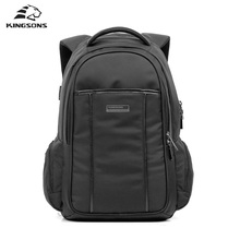 Kingsons Waterproof High Quality Air Cell Shockproof Laptop Backpack for Men and Women Durable Scratch-Resistant Large Capacity