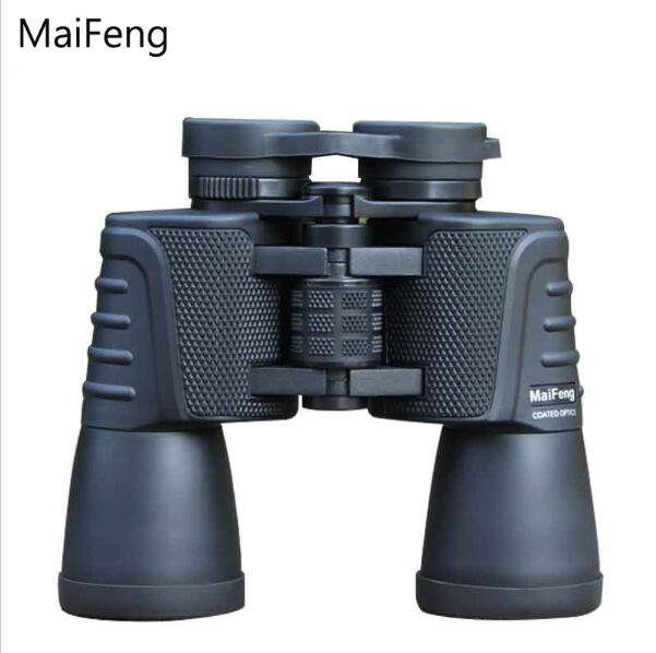 2017 LLL Night Vision <font><b>20x50</b></font> Nitrogen waterproof High power definition HD 56M /1000M for Hunting Hiking binoculars telescopes image