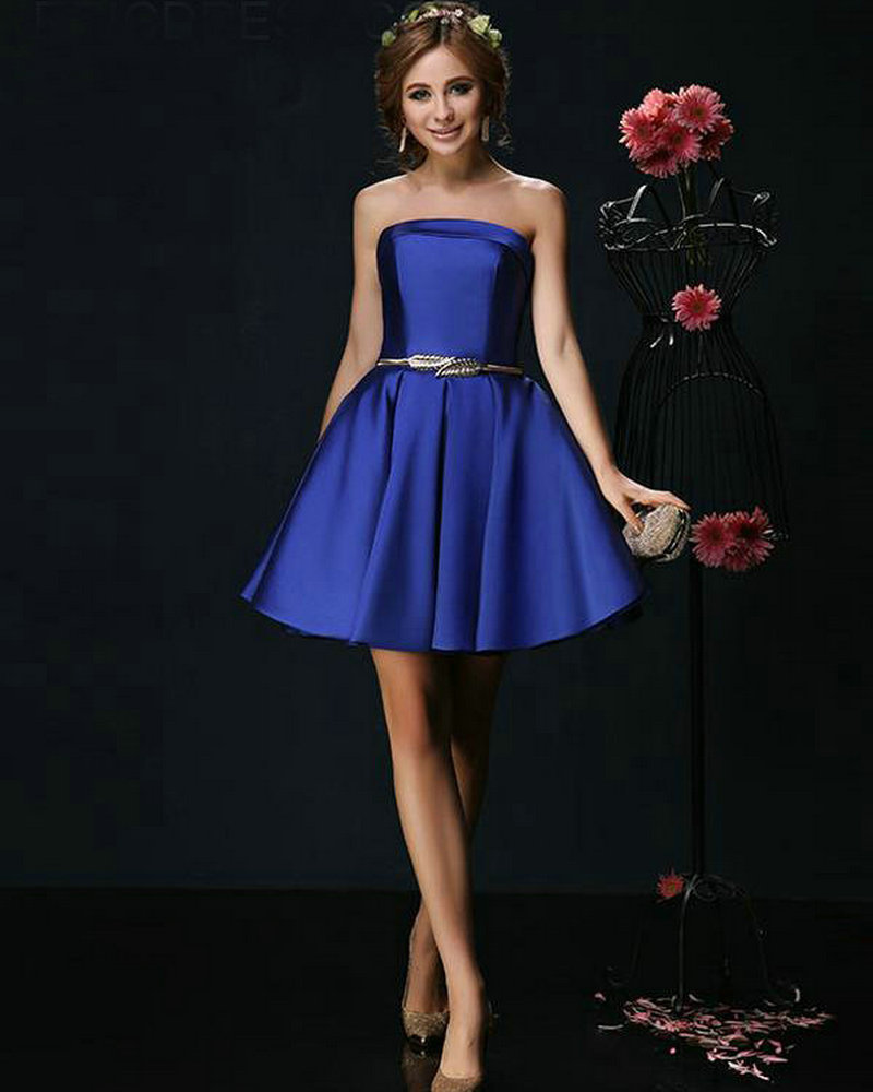 Luxury cocktail dresses red royal blue pearl pink satin elegant luxury cocktail dresses red royal blue pearl pink satin elegant designer dresses cocktail a line short party dress in cocktail dresses from weddings ombrellifo Images