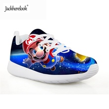 Jackherelook Super Kids Sneakers Light Mesh Outdoor Sport Shoes for Fa