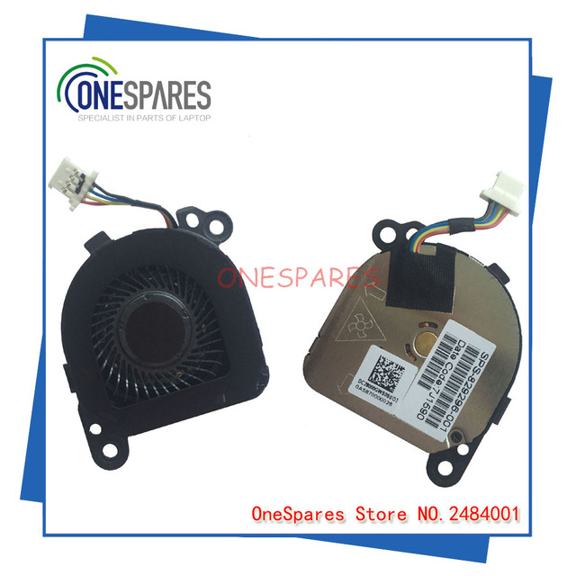 Original Laptop For HP For ENVY notebook 13-d 13T-D 15-ay CPU Cooling Fan 829296-001 DC28000GWS0 EG50040S1-C620-S9A