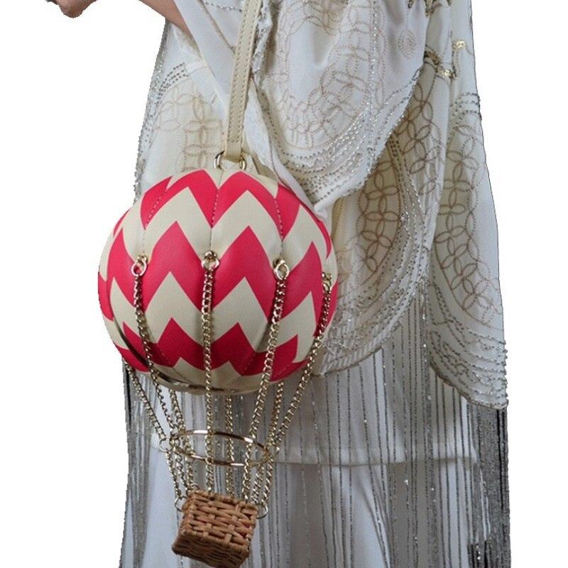 Dames Main Mignon Totes Ballon Messager Air Sac Bande De Bandoulière Fille Dessinée Femmes À Hot Mode Sangle Imprimé rrOxfqa