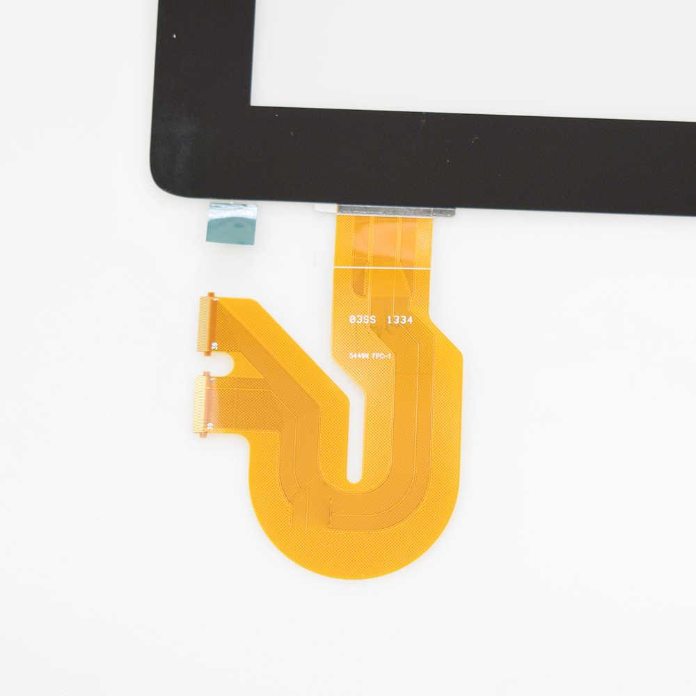 מקורי עבור ASUS תזכיר Pad FHD 10 ME301 ME302 ME302C ME302KL K005 K00A לוח מגע מסך Digitizer זכוכית 5449N FPC-1 חלקי